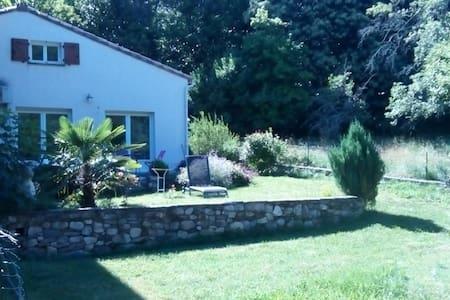Maison  en Cévennes avec  terrain