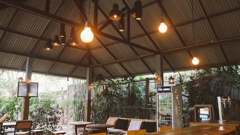 Microkosmos Guest House & Craft beer bar (1 bed)