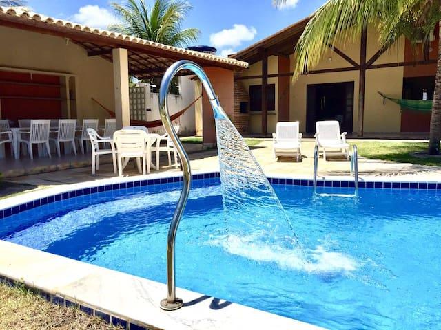 Casa de Praia - BARRA DE SÃO MIGUEL - Brejo - Hus