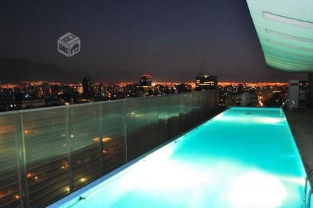 Best Location/View Santiago DownTown!!(1) - サンティアゴ - アパート