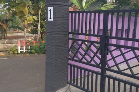 Villa Purple Pindul