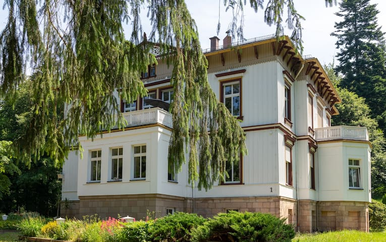 Spindler Villa in Bad Tabarz/Thür. Wald