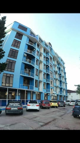 Апартаменты на 1 линии - Adler - Daire