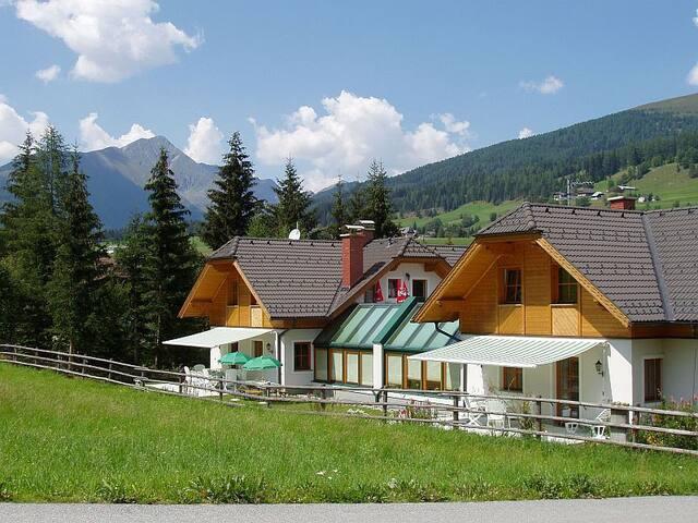 Ferienhaus Alpenblick4 Steir. Krakau/n Kreischberg - Krakauschatten - Appartamento