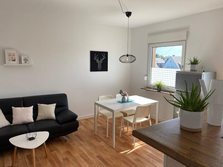 Sunshine Apartment Kleve für Familien & Paare
