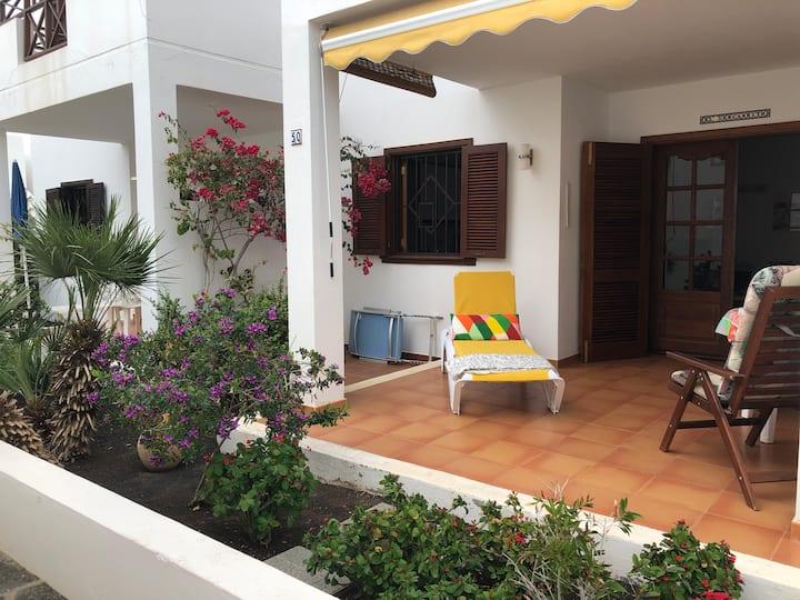 Luxe Casa El Descansito met snelle en gratis WiFi.