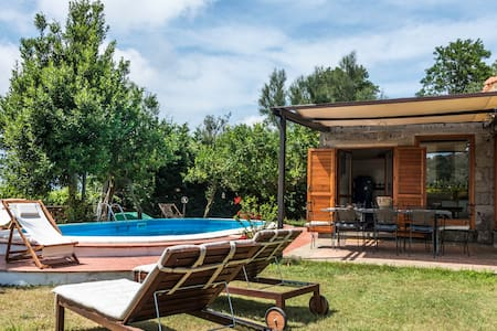Villa Veria - Private Swimming Pool - マッサ・ルブレンセ - 別荘