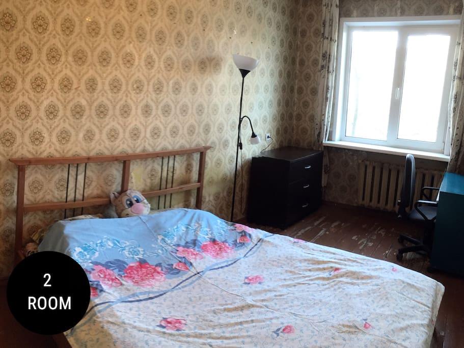 2 room (bed room)