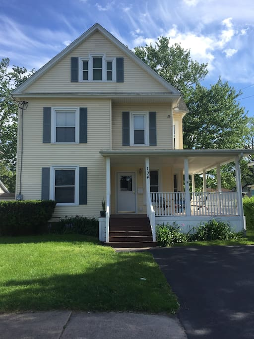 Erie Canal Getaway Apartments For Rent In Lockport New