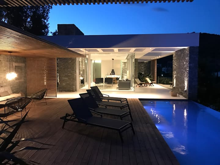 A-luxury villas/A for accommodation