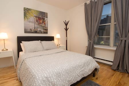 Amazing 2 Bedroom in the heart of Le Plateau - Apartment