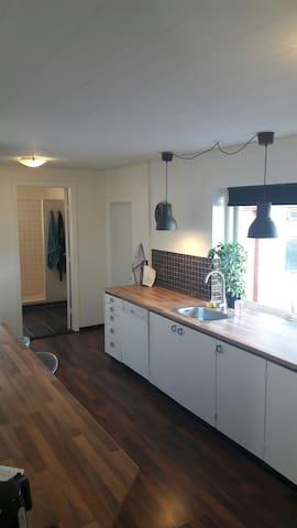 Østerbygård - Tarm - Hus