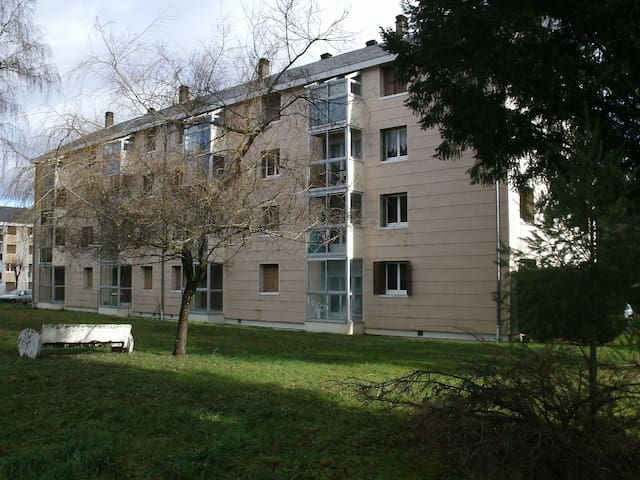 Appartement 90m² en collocation - Égletons - Apartemen