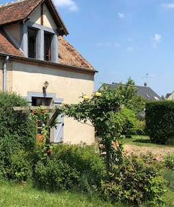 Cozy cottage between Loire and Sologne