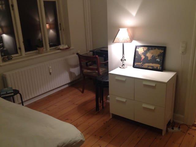 Cozy room with great location - Aarhus - Departamento