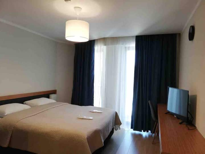 Номер 536 в гостиницеOrbi Palase для двоих гостей.