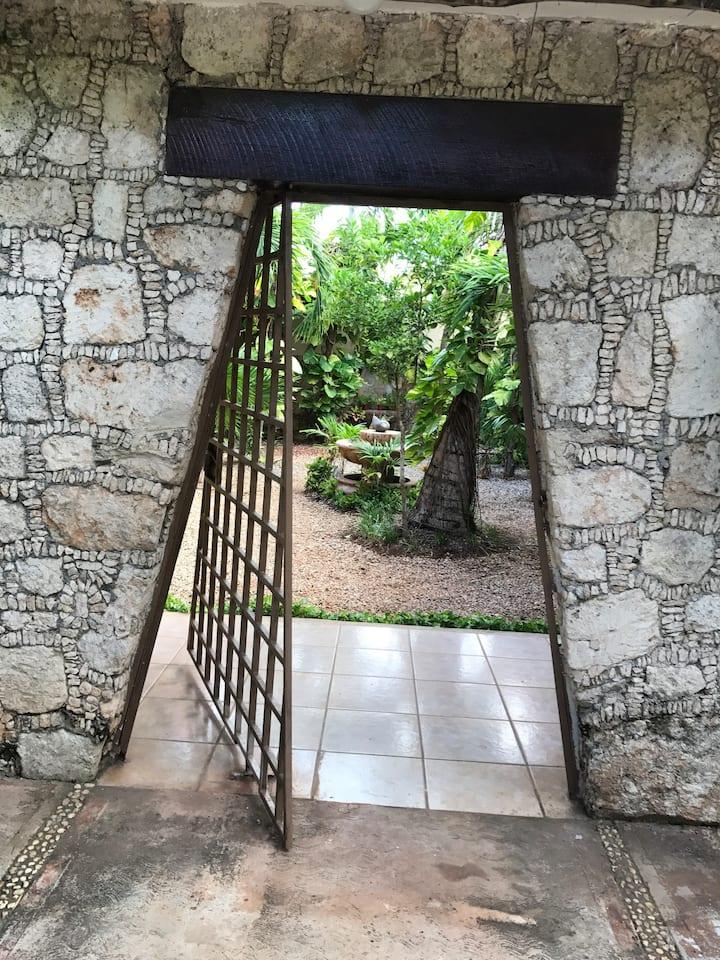 Casa Mar y Piedra, habitaciones Privadas en casa