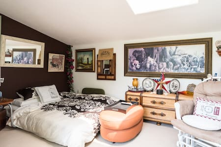 [NEW] Lovely Cottage Room at Yard - Ház