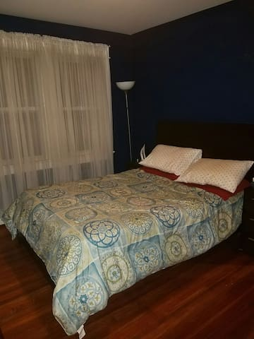Cosy bedroom close to NYC - Cliffside Park - Dům