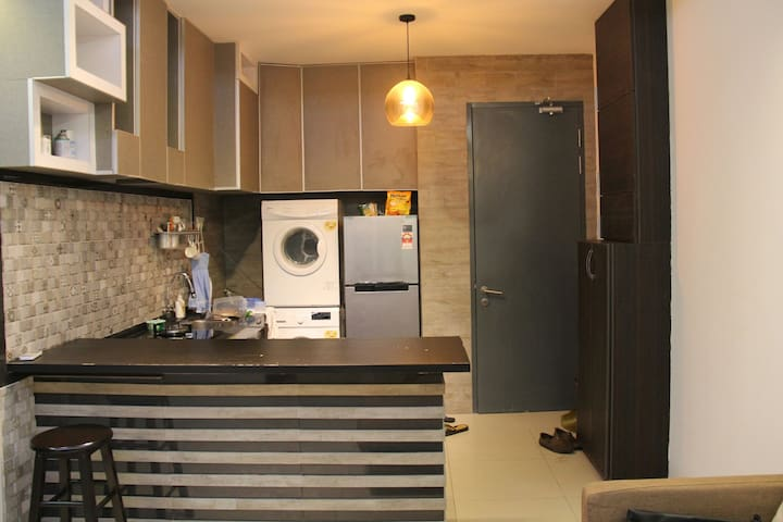 Fully Furnished - Subang Jaya - Apartemen