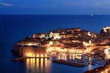 Dubrovnik city 120 km