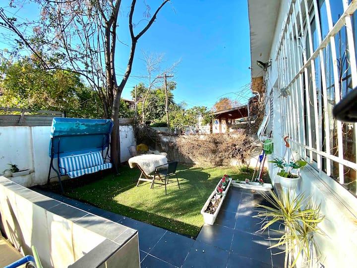Sunny Garden. 1 Bedroom Apt. YPL. Very quiet.