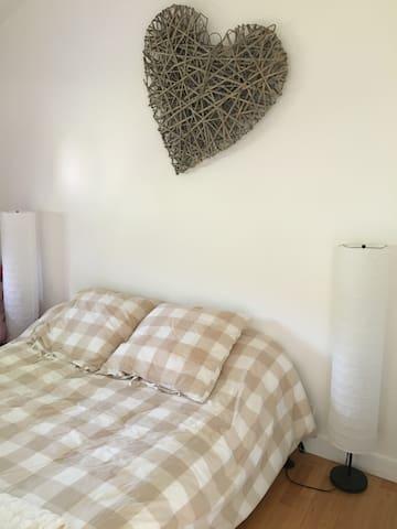 2 chambres privées proche de Paris - L'Isle-Adam - House