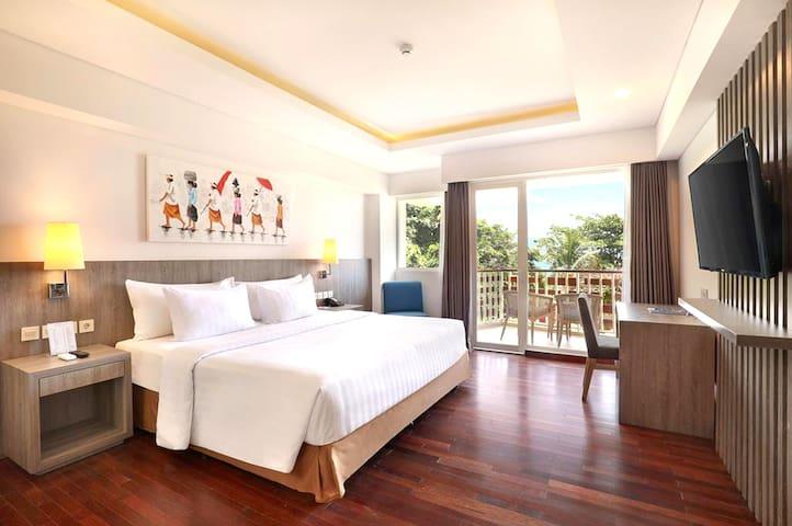 Habitación Superior Confort-B'Fast-Near Batu Bolong Bach