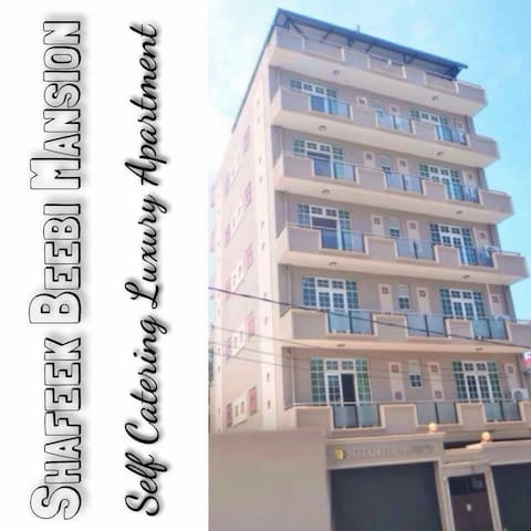 The Luxurious Mansion In City - Dehiwala-Mount Lavinia - Appartement