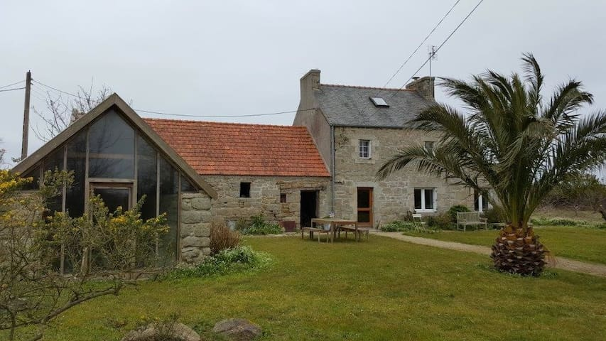 Pratmeur, maison bretonne de charme - Plouescat