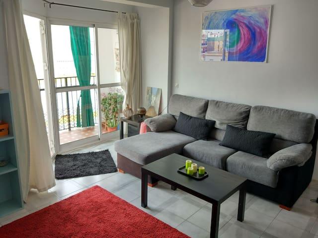 3 dormitorios y terraza en la Macarena - Sevilla - Apartment