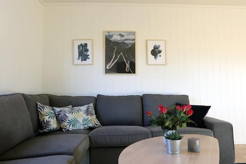 Newly renovated apartment with 3 bedrooms in Voss