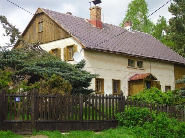 Ubytování v soukromí Salmov 31 - Mikulášovice - Dom