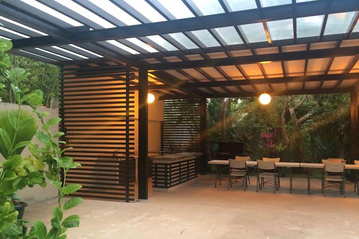 Cómodo y Moderno Departamento en Puerto Morelos - Puerto Morelos - Apartamento