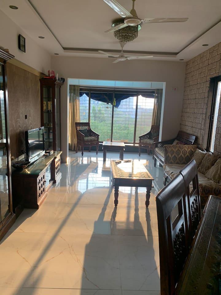 3BR Luxury Flat in KharW,Mumbai