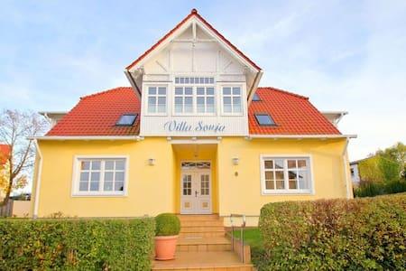 Villa Sonja Wohnung 803 - Göhren - วิลล่า