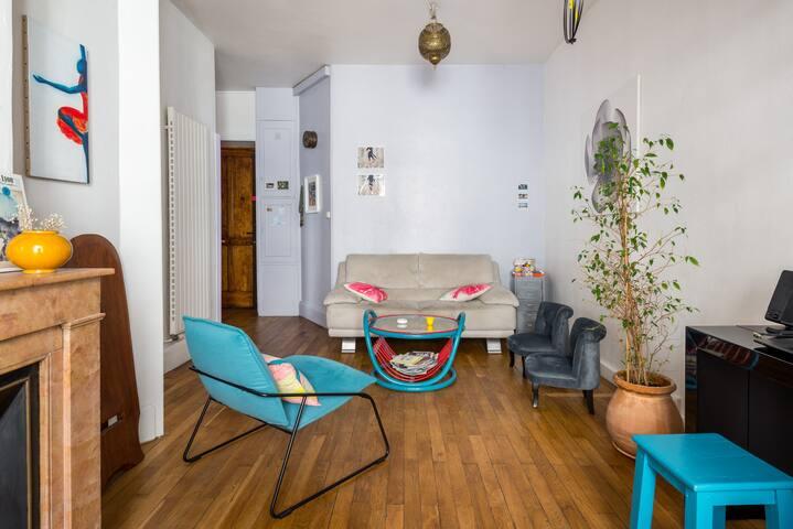 Appartement idéal visite centre de LYON