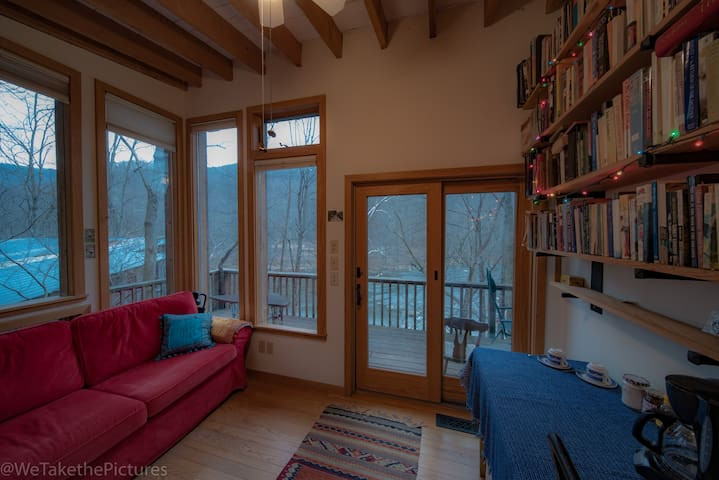 Room in treetops on Dry Fork River - Parsons