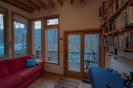 Room in treetops on Dry Fork River - Parsons - Rumah