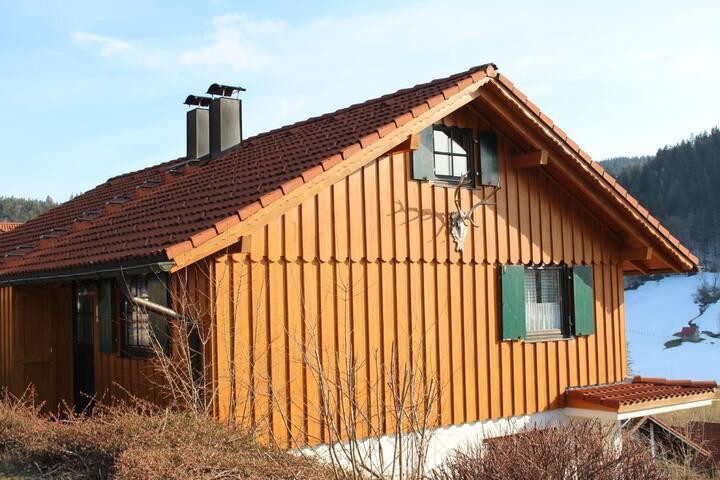 Alpkönig I - Ferienhaus in Missen/Oberallgäu