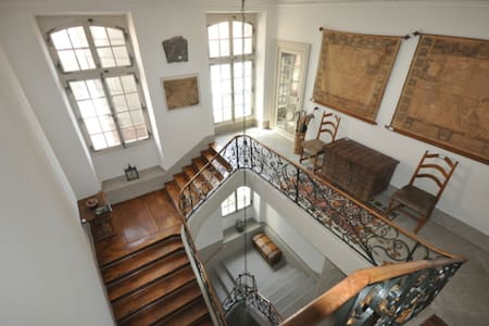 Historic Mansion in the City of Fribourg - Fribourg - Slot
