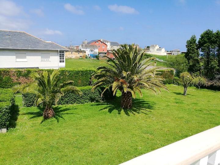 Casa de 4 habitaciones en Nois, Lugo, con terraza