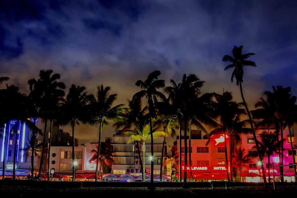 Near South Beach