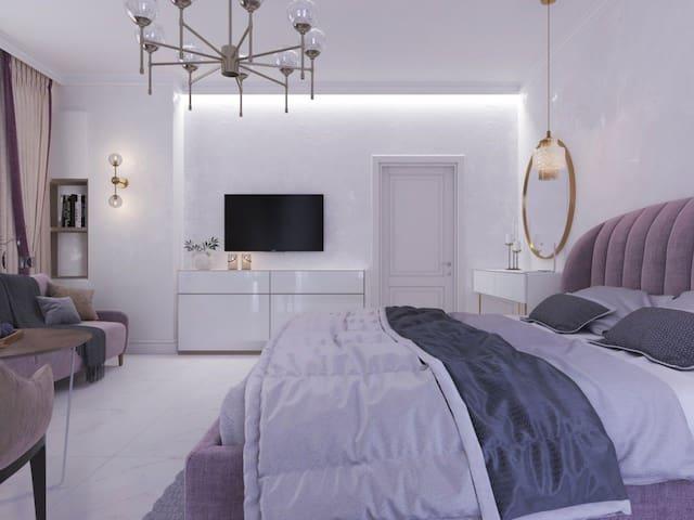 Obolon Residences VIP Apartment