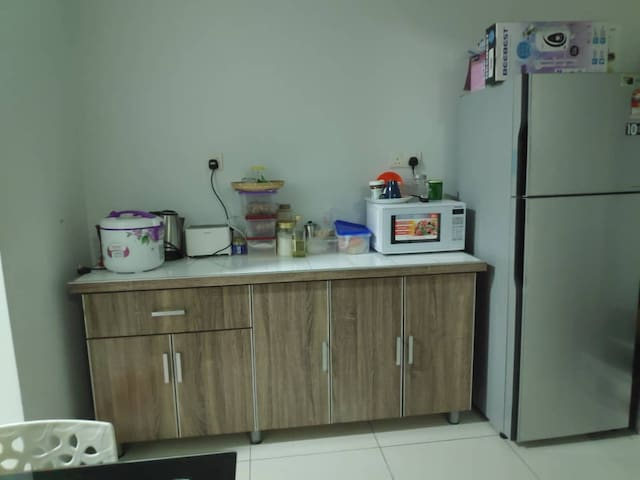 Shared Spaces - Kitchen Area