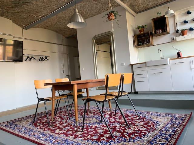 NEU-wunderschönes Loft in Kreuzberg