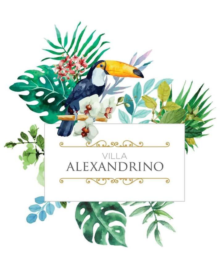 Superior Suite - Villa Alexandrino