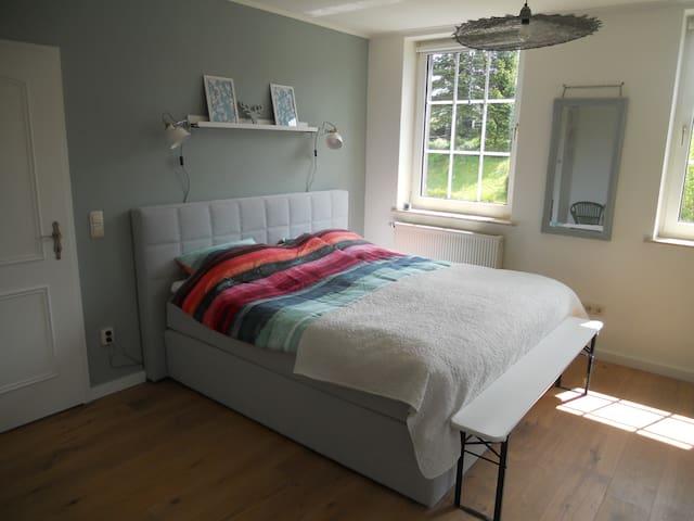 kamer 1 ruime familiekamer