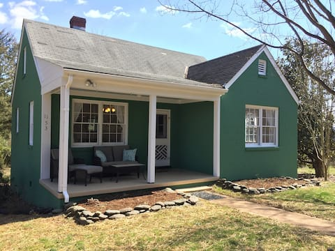 High Street | Walk to Everything Crozet | Pet-Friendly