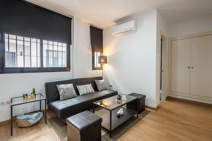 Magnífico apartamento en Triana, 5 Min. del centro